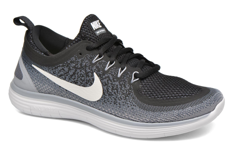 Chaussures de sport Nike Nike Free Rn Distance 2 Noir vue détail/paire