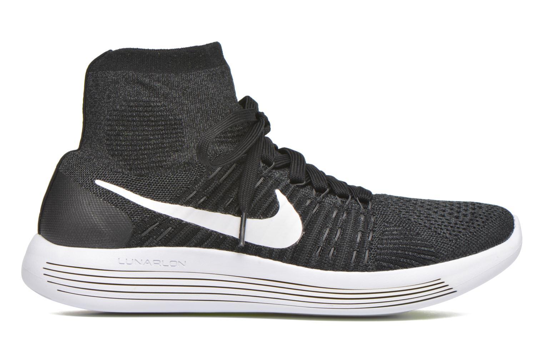 Zapatillas de deporte Nike Nike Lunarepic Flyknit Negro vistra trasera