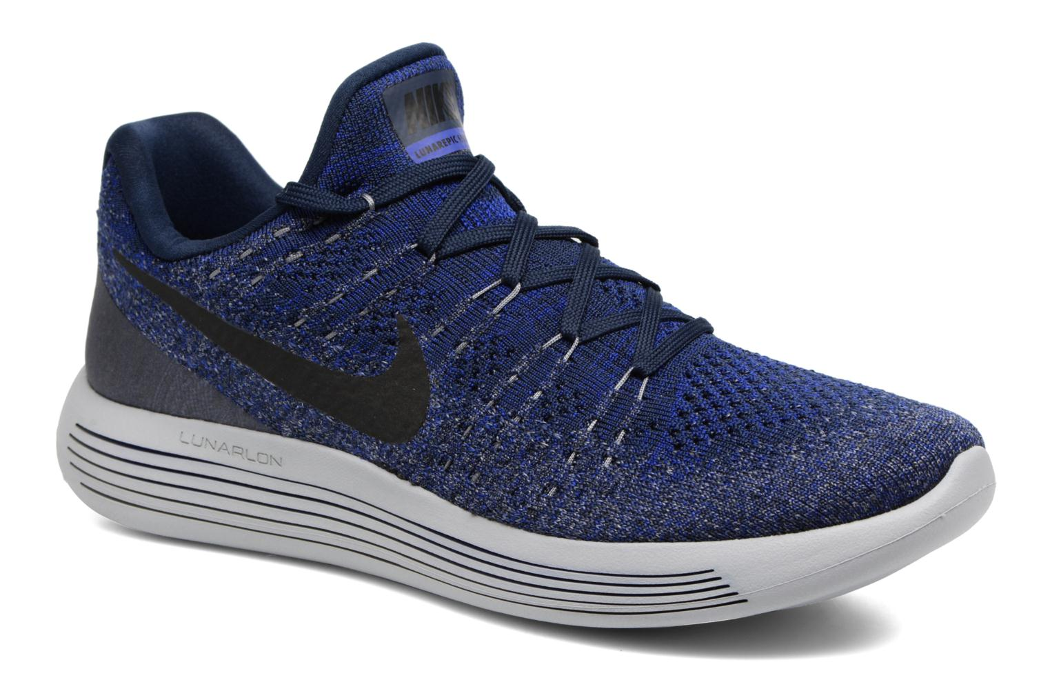 Nike Lunarepic Low Flyknit 2 College Navy/Black-Concord-Cool Grey