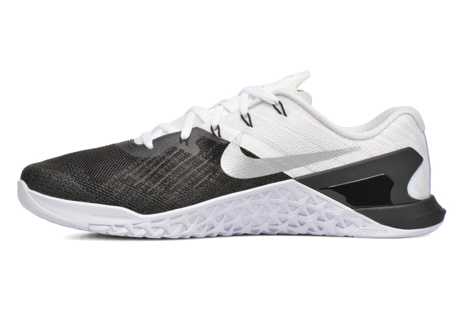 Sport shoes Nike Nike Metcon 3 Black front view