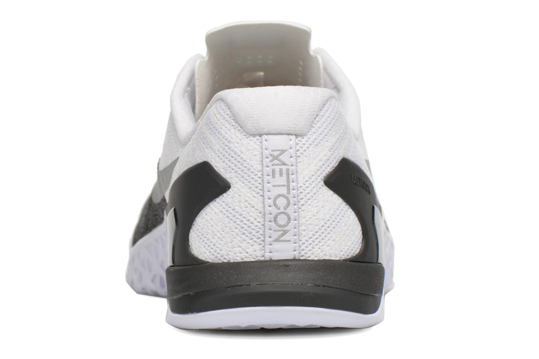 Nike Metcon 3 Black/white-Metallic Silver