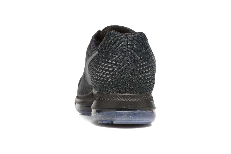 Chaussures de sport Nike Nike Zoom All Out Low Noir vue droite