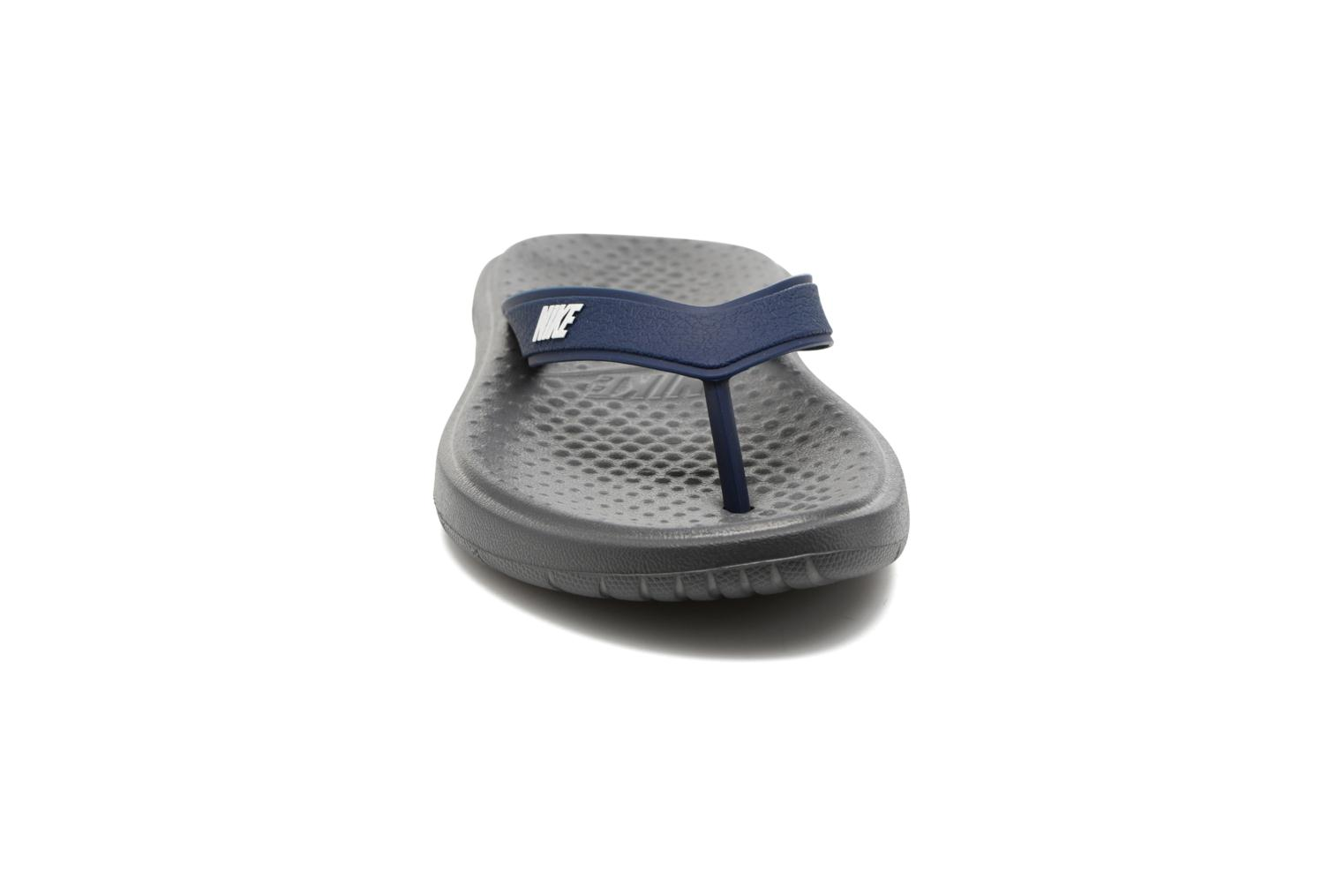 Solay Thong DARK GREY/WHITE-MIDNIGHT NAVY