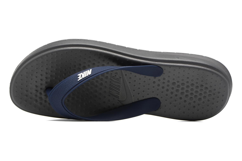 Slippers Nike Solay Thong Zwart links