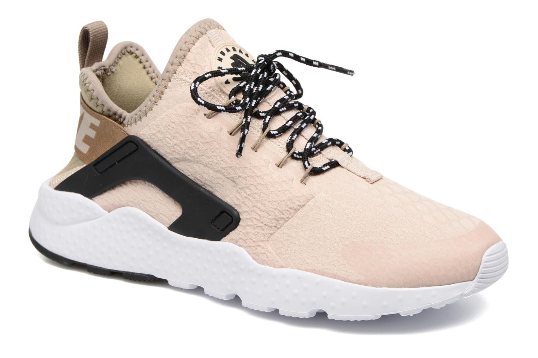 new style 722a2 fcdee Zapatos promocionales Nike W Air Huarache Run Ultra Se (Beige) - Deportivas  Gran descuento
