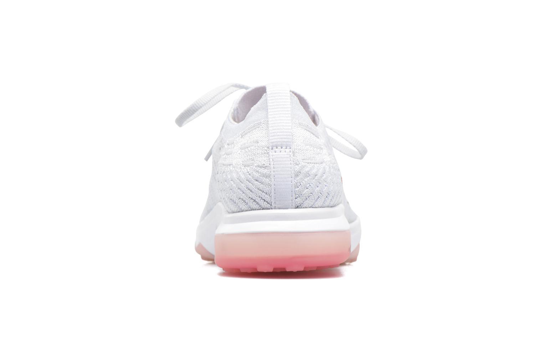 Sportschuhe Nike W Air Zoom Fearless Flyknit weiß ansicht von rechts