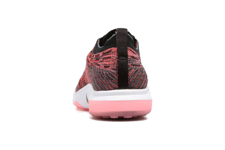 Sportssko Nike W Air Zoom Fearless Flyknit Multi Se fra højre