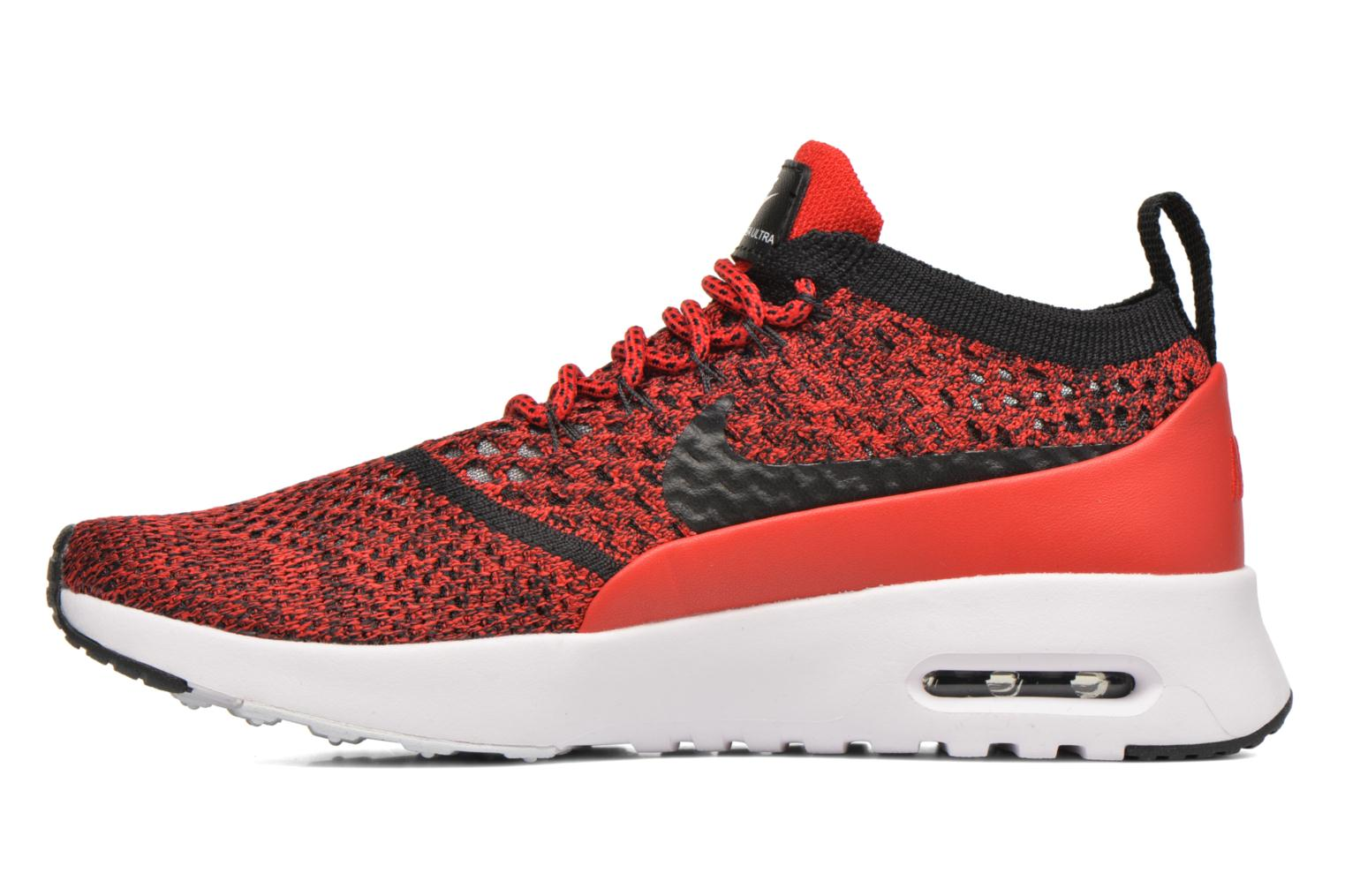 Baskets Nike W Nike Air Max Thea Ultra Fk Rouge vue face