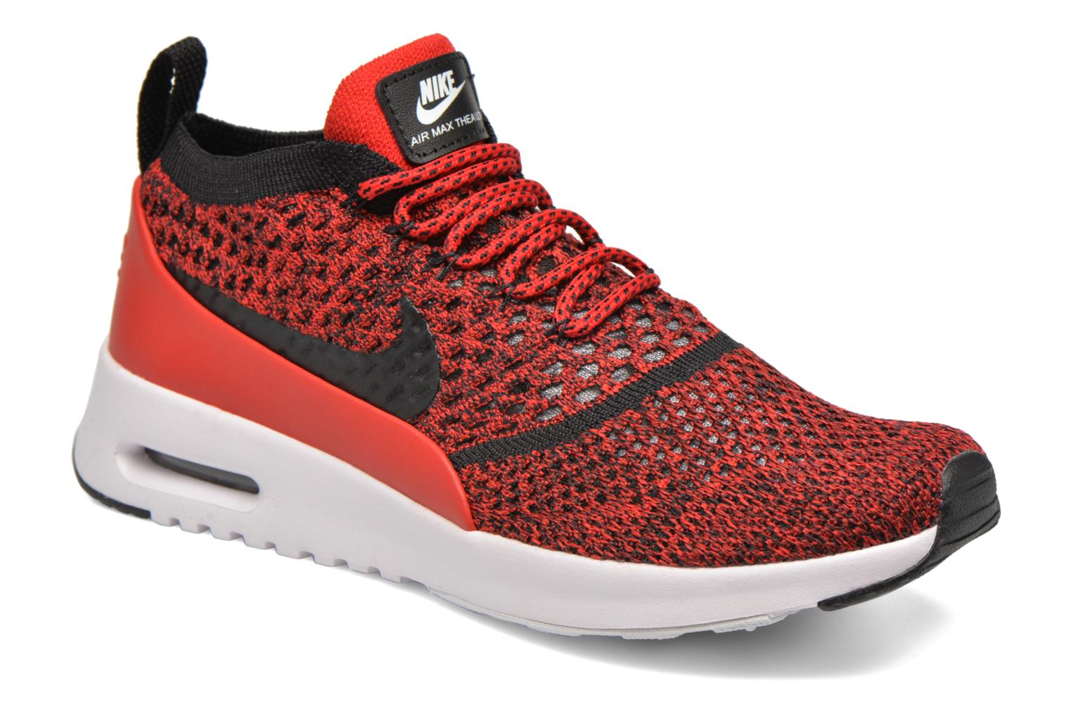 Baskets Nike W Nike Air Max Thea Ultra Fk Rouge vue détail/paire