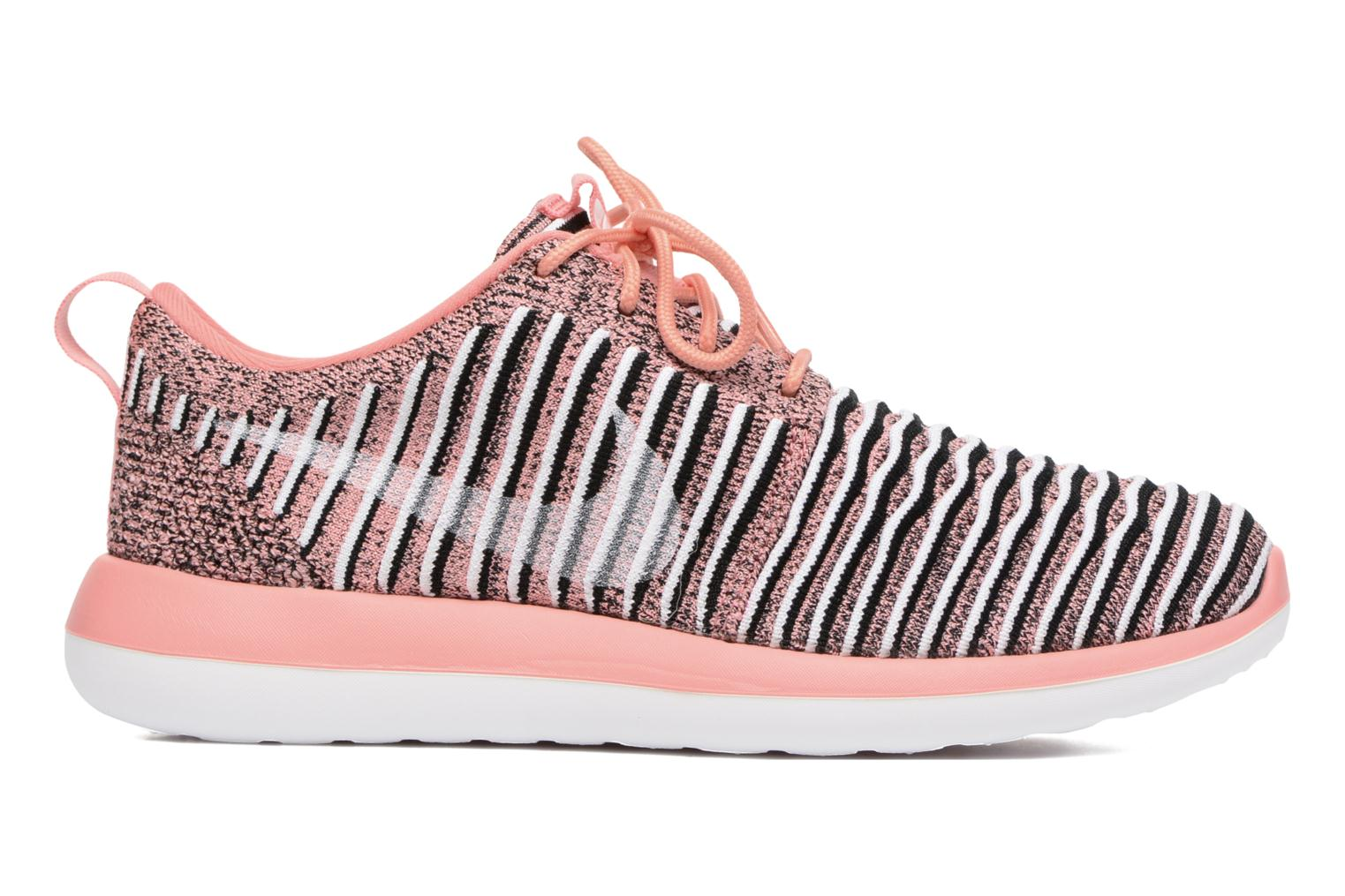 W Nike Roshe Two Flyknit Bright Melon/White-Black