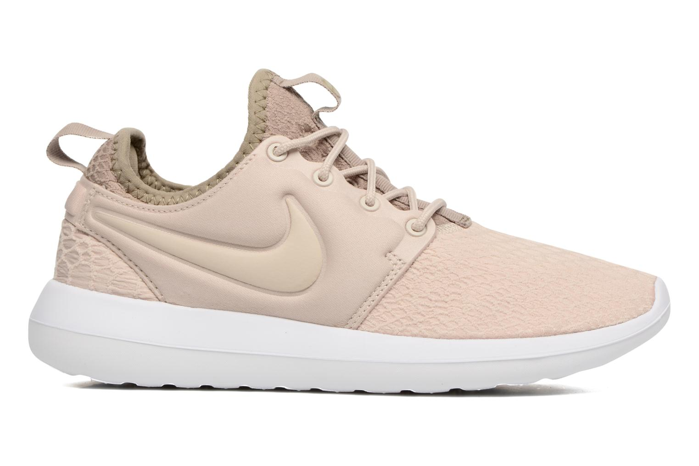 Sneaker Nike W Roshe Two Se beige ansicht von hinten