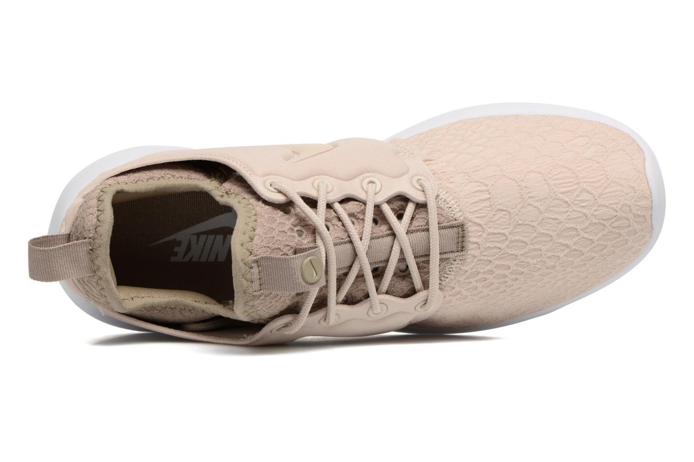 Sneaker Nike W Roshe Two Se beige ansicht von links