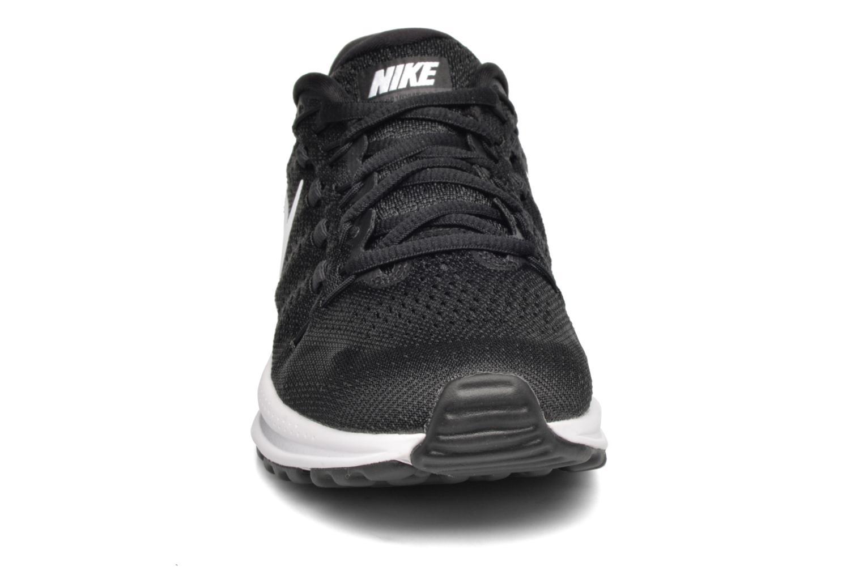 Chaussures de sport Nike Wmns Nike Air Zoom Vomero 12 Noir vue portées chaussures