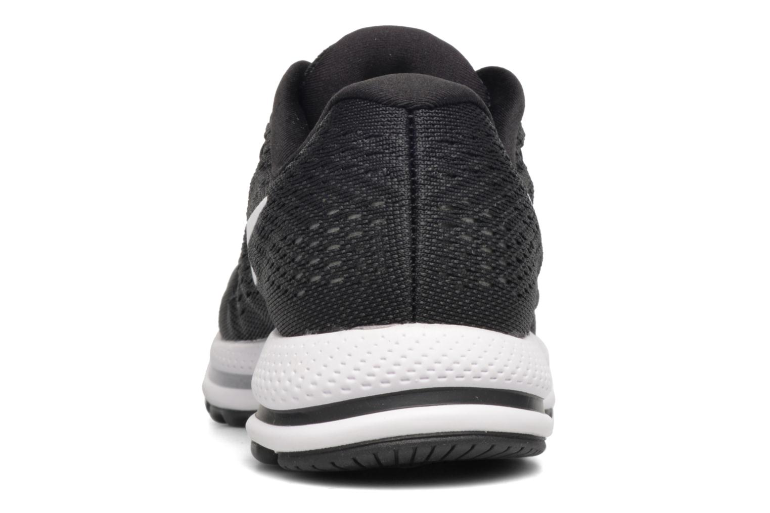Sport shoes Nike Wmns Nike Air Zoom Vomero 12 Black view from the right