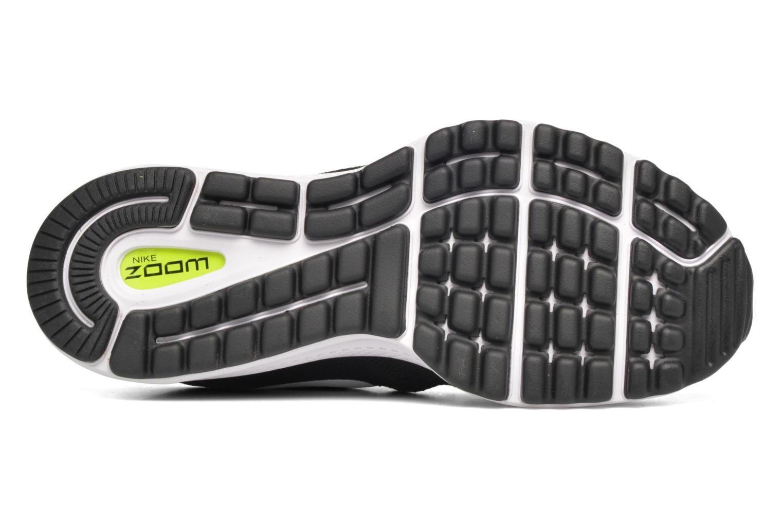 Sportschuhe Nike Wmns Nike Air Zoom Vomero 12 schwarz ansicht von oben