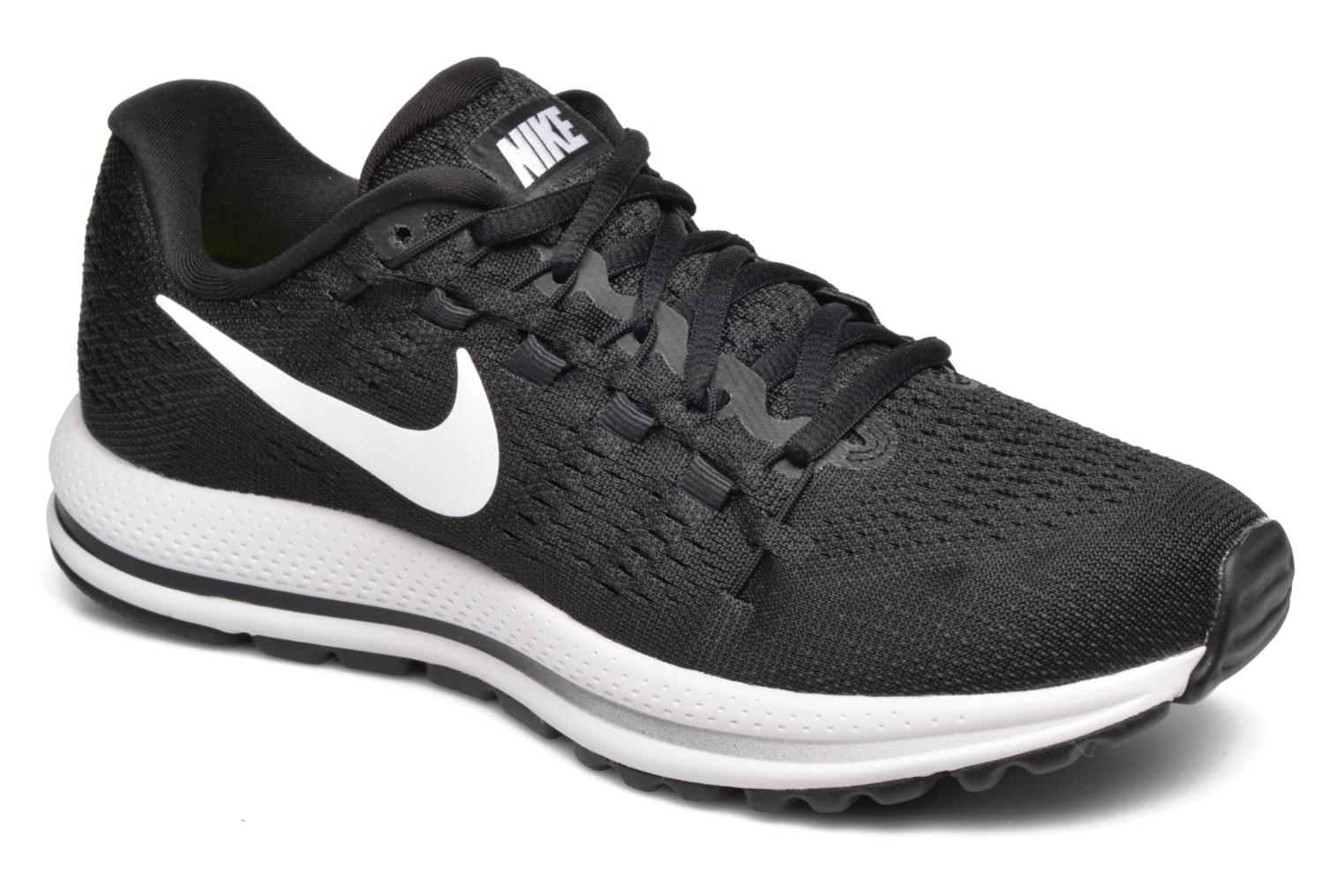 Sport shoes Nike Wmns Nike Air Zoom Vomero 12 Black detailed view/ Pair view