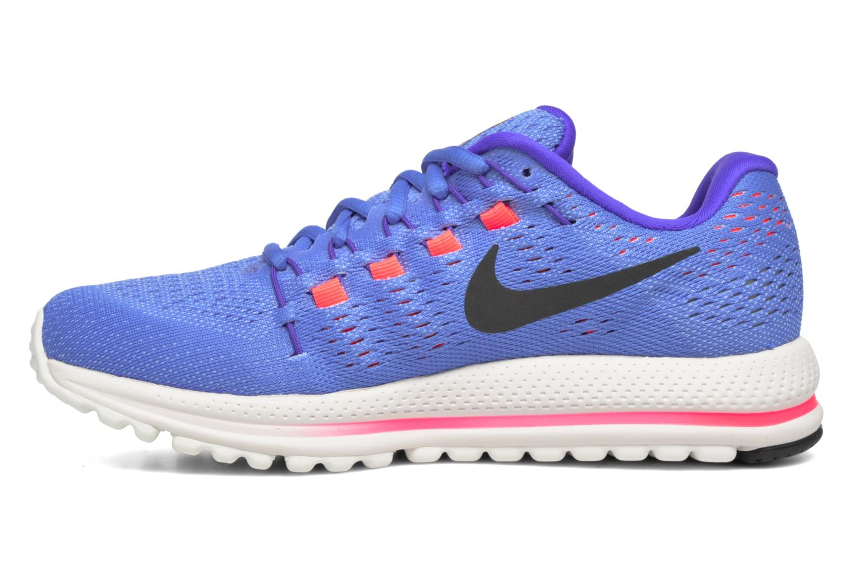 Sportssko Nike Wmns Nike Air Zoom Vomero 12 Blå se forfra