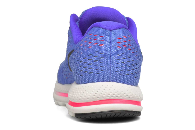 Chaussures de sport Nike Wmns Nike Air Zoom Vomero 12 Bleu vue droite