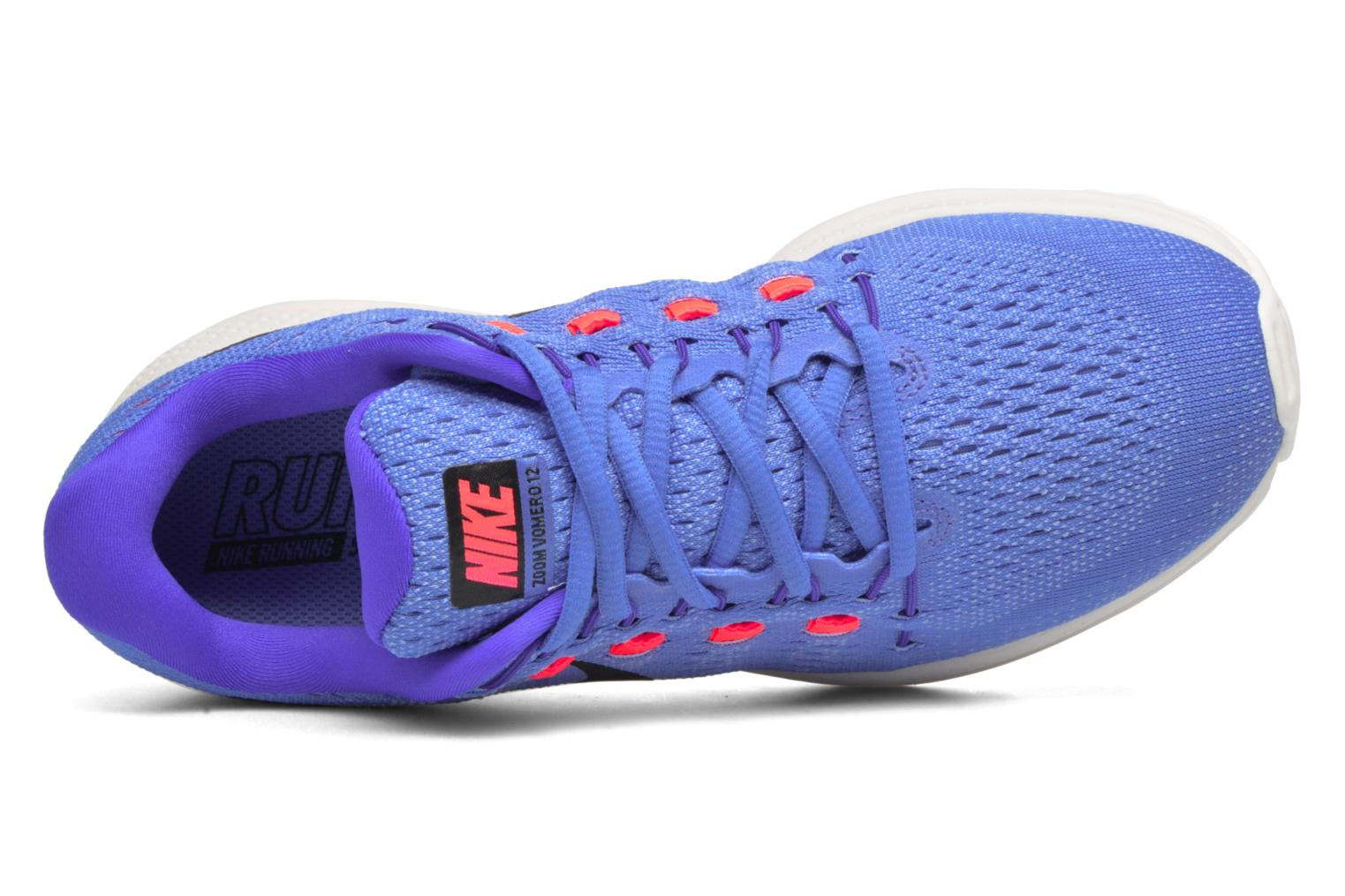 Sport shoes Nike Wmns Nike Air Zoom Vomero 12 Blue view from the left