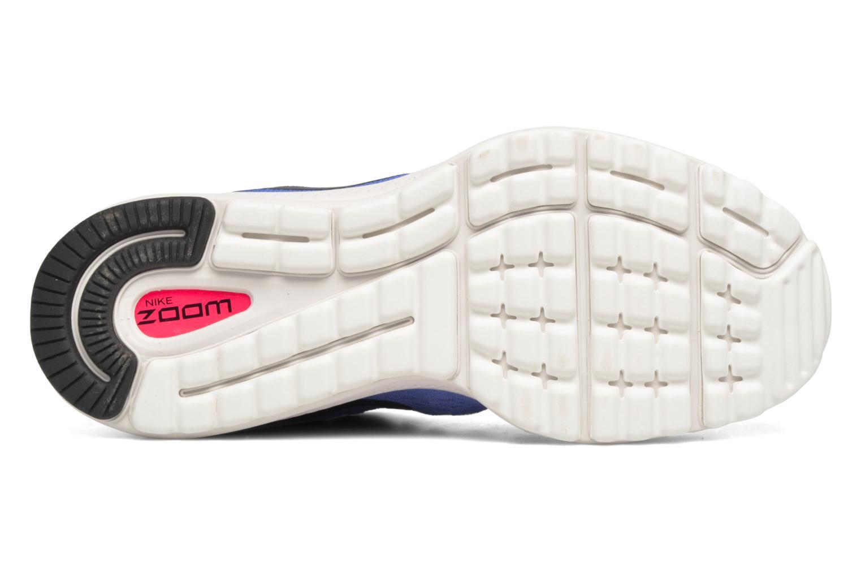 Sportssko Nike Wmns Nike Air Zoom Vomero 12 Blå se foroven