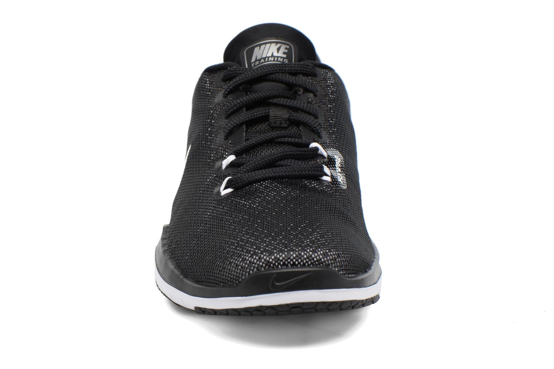 Zapatillas de deporte Nike Wmns Nike Flex Supreme Tr 5 Negro vista del modelo
