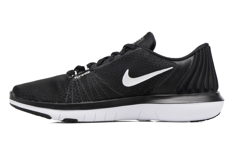 Zapatillas de deporte Nike Wmns Nike Flex Supreme Tr 5 Negro vista de frente