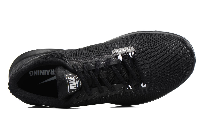 Zapatillas de deporte Nike Wmns Nike Flex Supreme Tr 5 Negro vista lateral izquierda