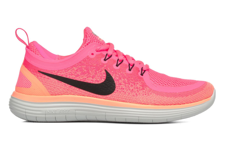 Chaussures de sport Nike Wmns Nike Free Rn Distance 2 Rose vue derrière