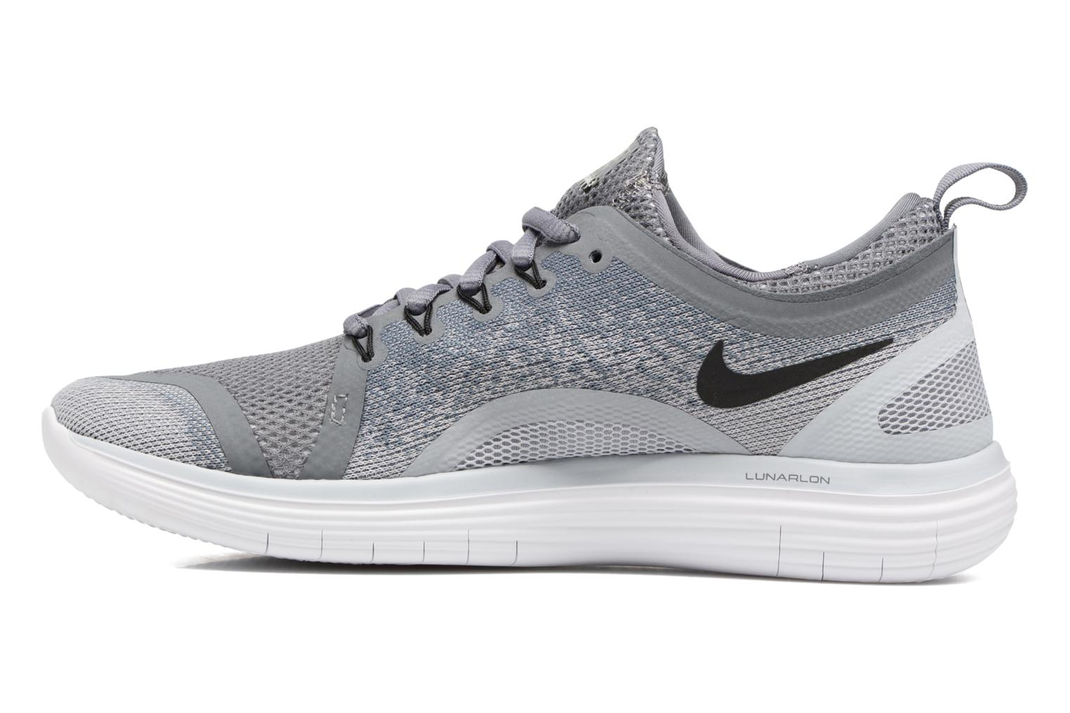 Wmns Nike Free Rn Distance 2 Cool Grey/Black-Wolf Grey-Stealth