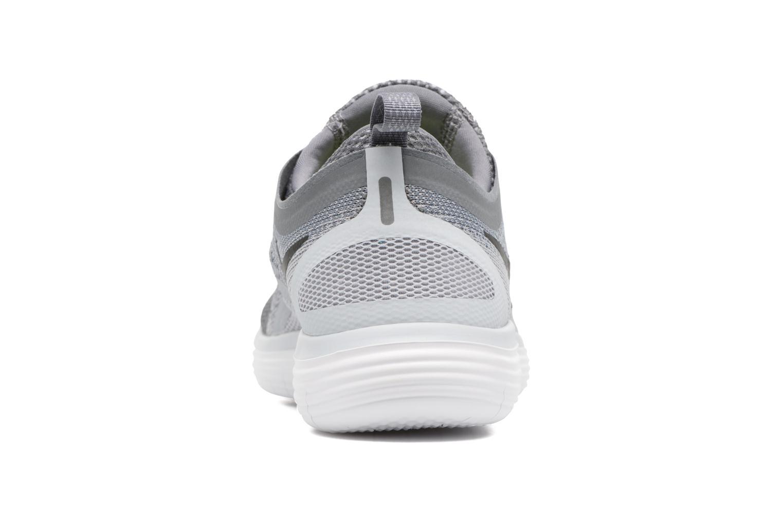 Sportschuhe Nike Wmns Nike Free Rn Distance 2 grau ansicht von rechts