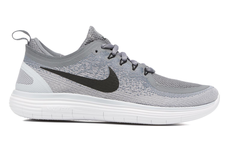 Sportschuhe Nike Wmns Nike Free Rn Distance 2 grau ansicht von hinten