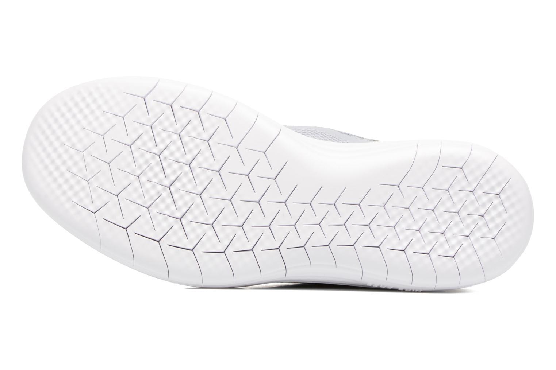 Sportschuhe Nike Wmns Nike Free Rn Distance 2 grau ansicht von oben