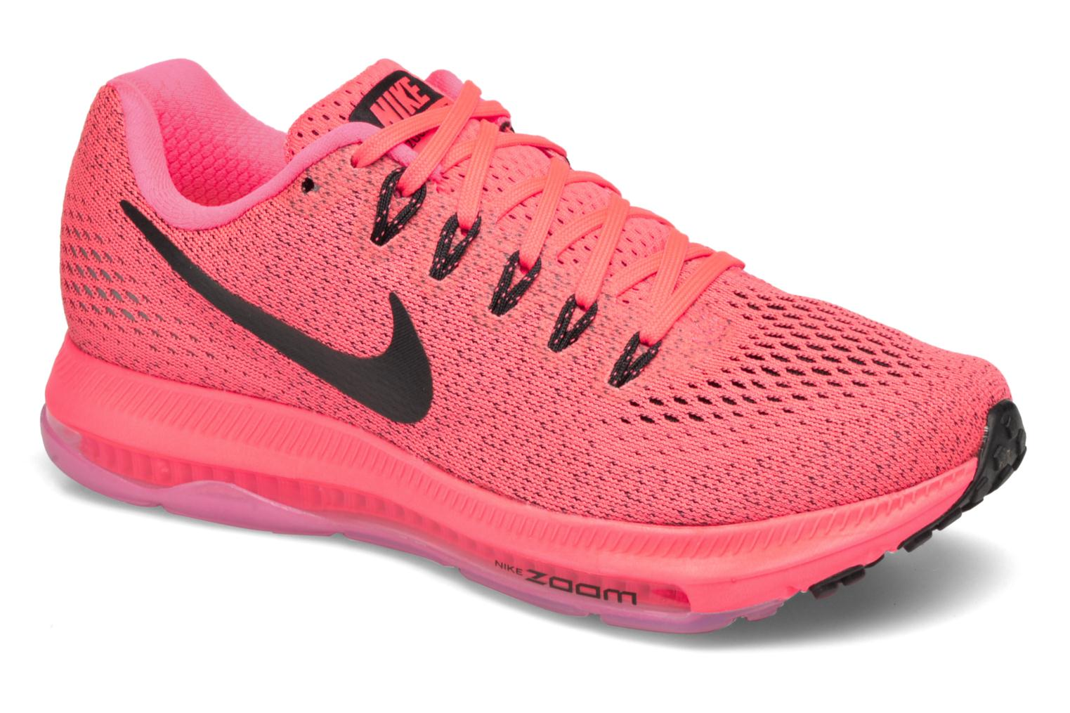 Sport shoes Nike Wmns Nike Zoom All Out Low Pink detailed view/ Pair view