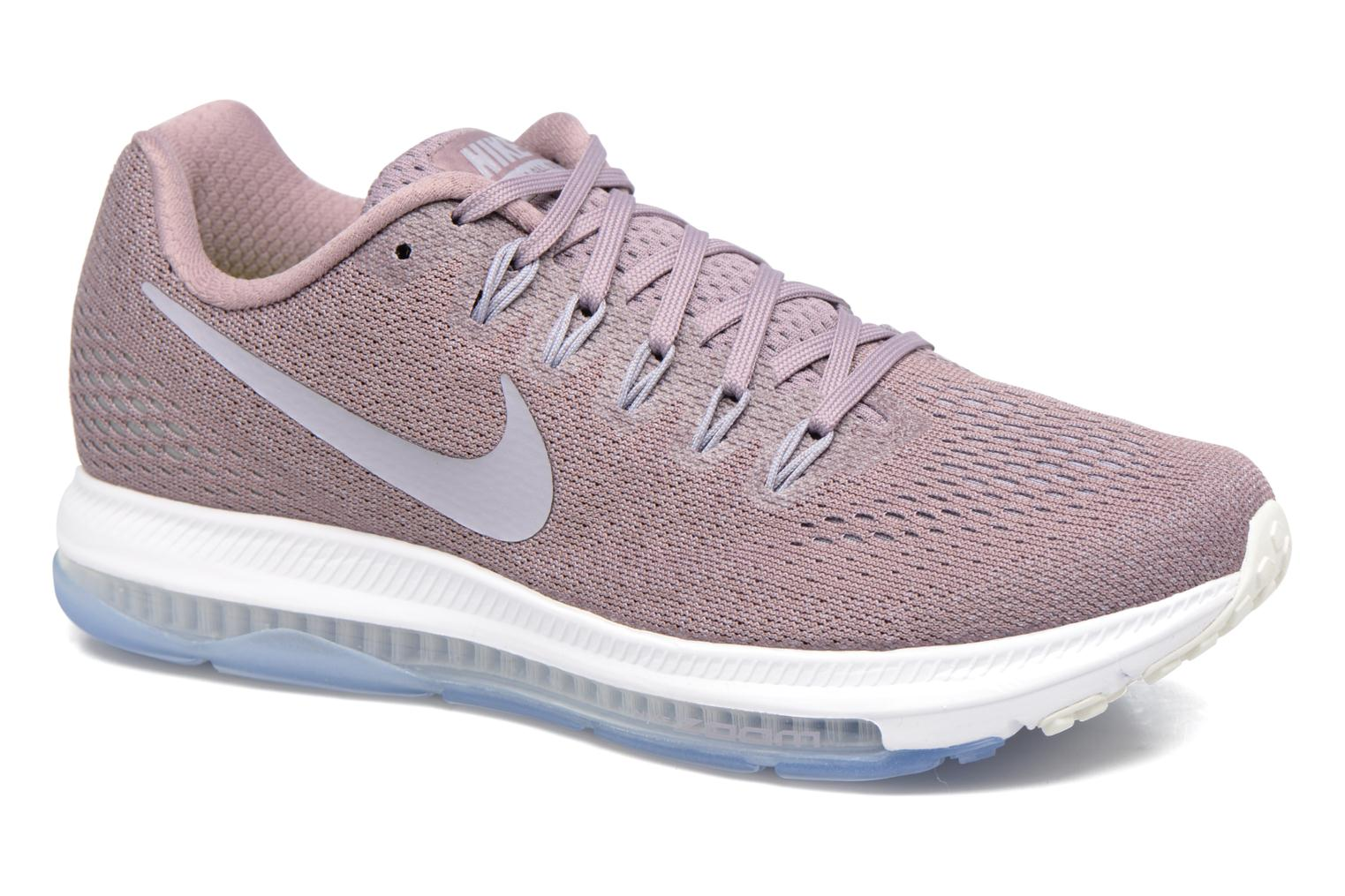 Chaussures de sport Nike Wmns Nike Zoom All Out Low Violet vue détail/paire