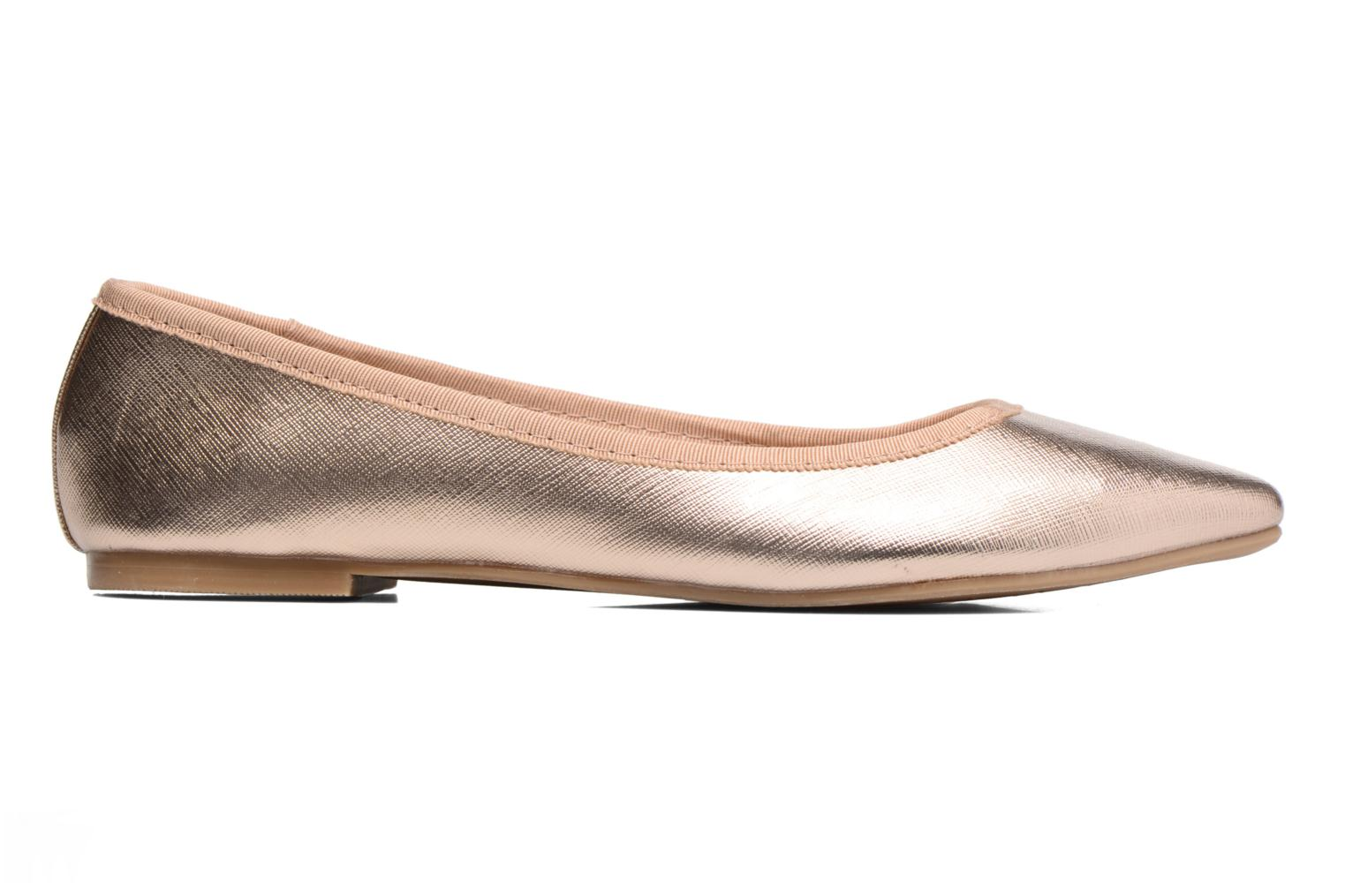 Ballerine I Love Shoes MC ANAS Oro e bronzo immagine posteriore