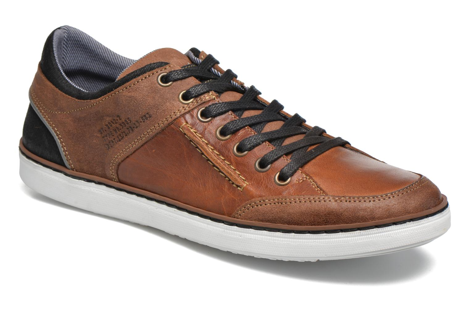Marques Chaussure homme Bullboxer homme Mael Dark Brown