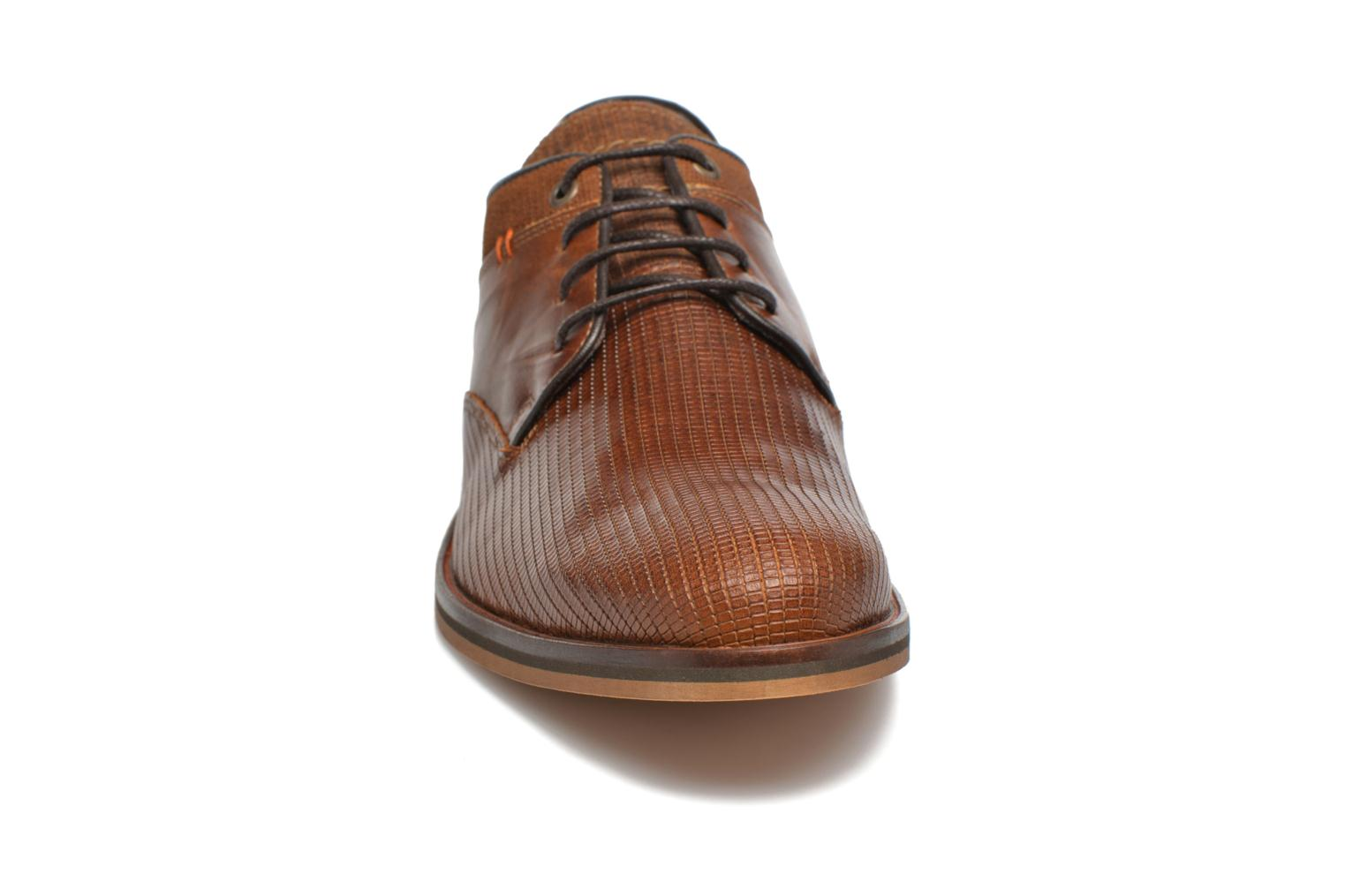 Lace-up shoes Bullboxer Mallow Brown model view