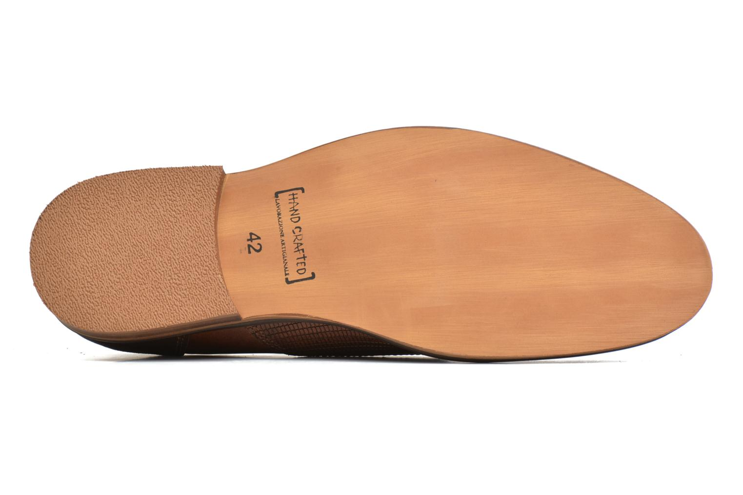 Lace-up shoes Bullboxer Mallow Brown view from above