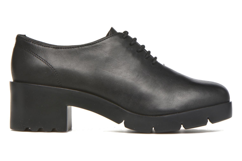 Chaussures à lacets Camper Wanda Noir vue derrière