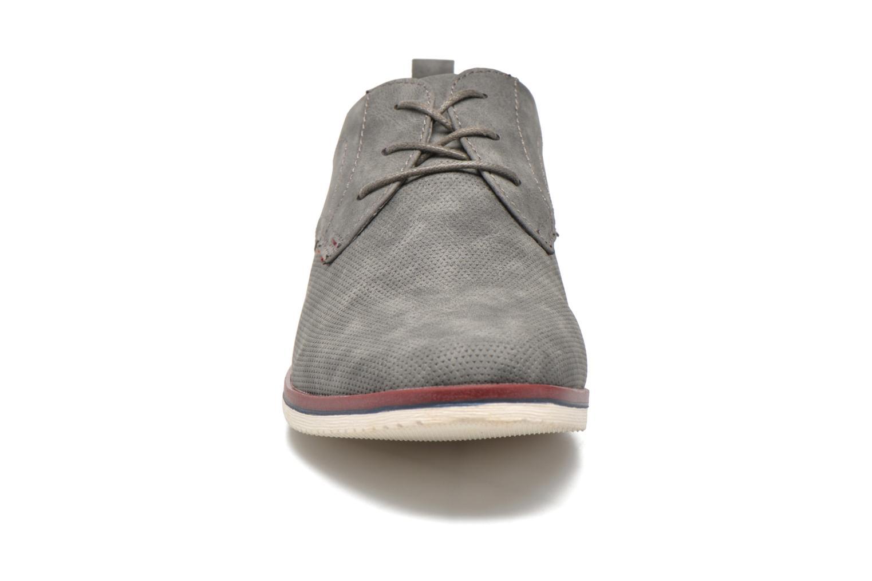 Veterschoenen I Love Shoes KEHOLE Grijs model