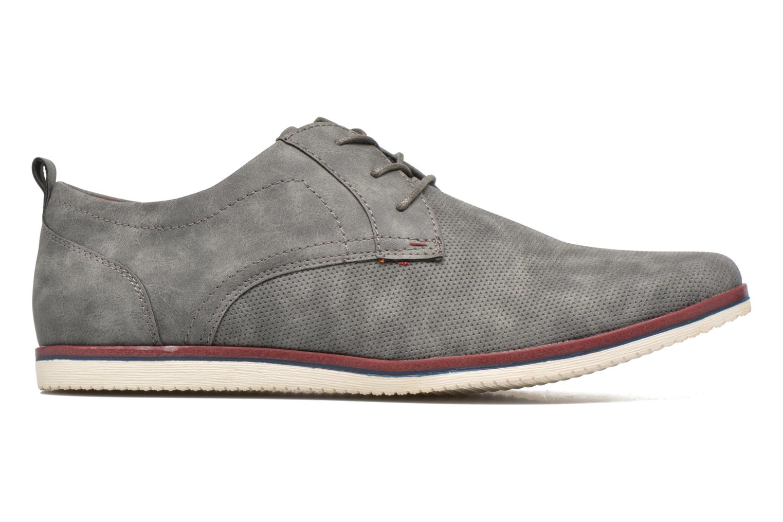 Veterschoenen I Love Shoes KEHOLE Grijs achterkant