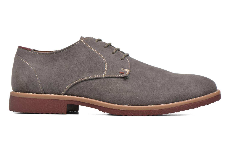 Schnürschuhe I Love Shoes KERED grau ansicht von hinten