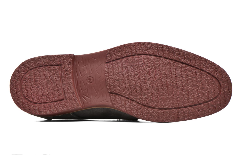Schnürschuhe I Love Shoes KERED grau ansicht von oben