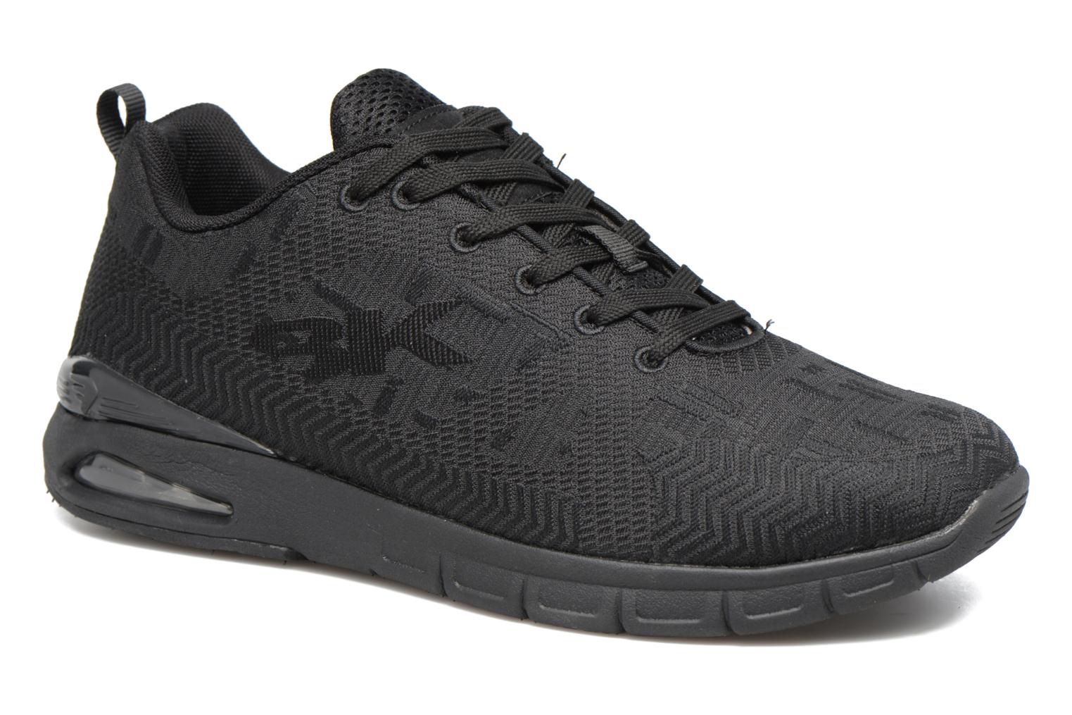 Baskets British Knights Energy M Noir vue détail/paire
