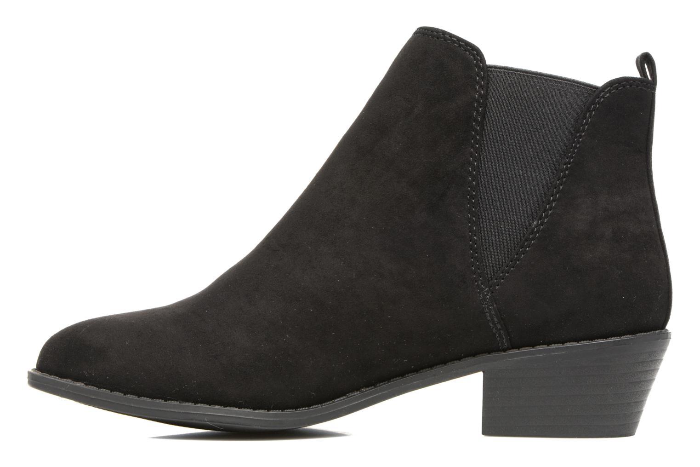 Bottines et boots Dorothy Perkins Millie Noir vue face