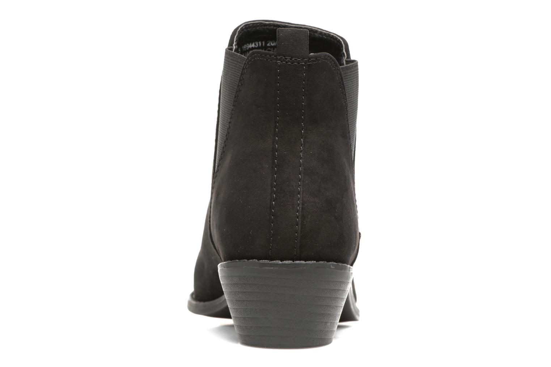 Bottines et boots Dorothy Perkins Millie Noir vue droite