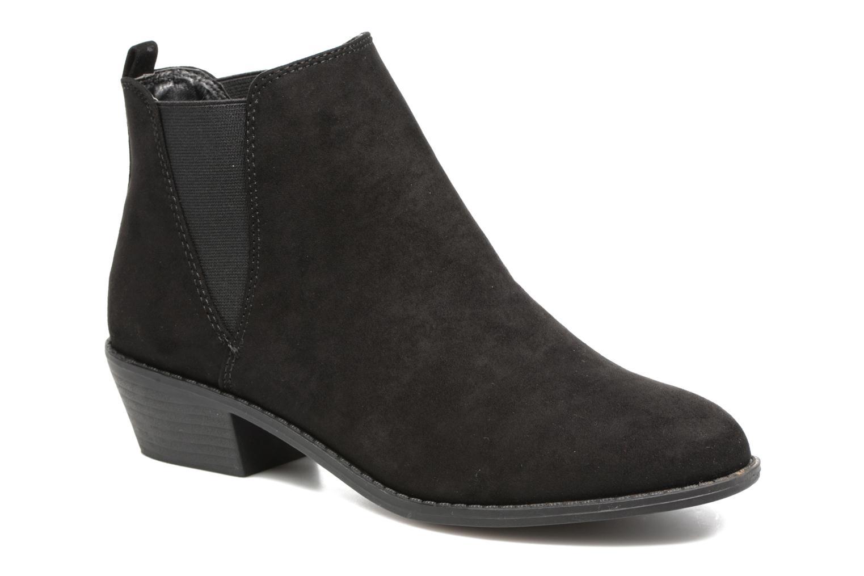 Bottines et boots Dorothy Perkins Millie Noir vue détail/paire