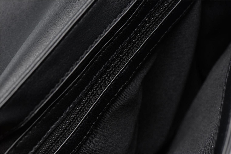 Fringe Clutch Black