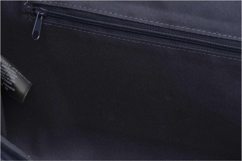 Sacs pochettes Dorothy Perkins Panelled Striped Clutch Bleu vue derrière