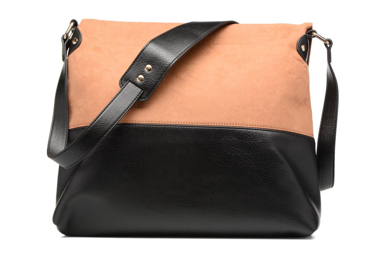 Bolsos de mano Dorothy Perkins Colour Block Bag Marrón vista de frente